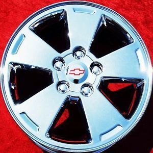 "Set of 4 New 16"" Chevrolet Impala Monte Carlo Chrome Wheels Rims Chevy 5070"