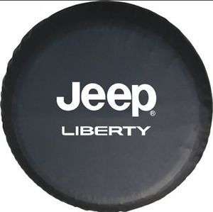 New 16'' Spare Wheel Tire Cover Covers Fit for 2002 2012 Jeep Liberty