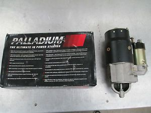 Palladium P3664S Remanufactured 12V Starter Motor – Chevy 350 400 454 SBC BBC
