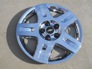 "2006 2007 Chevrolet Malibu 2009 10 11 HHR 16"" Chrome Hubcap Wheel Cover 9597135"