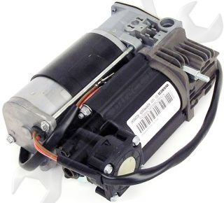 Air Ride Suspension Compressor for 2003 2005 Range Rover w BMW Engine