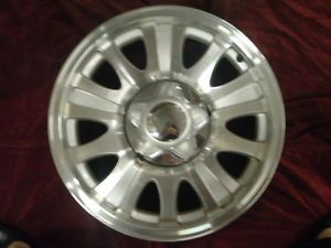 Ford F150 Expedition Heritage Wheel Rim 3412A 2000 2004 14mm