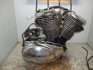 03 Suzuki VL800 C50 Volusia Engine Motor 39 771 Miles Videos Inside 236 40