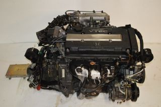 92 93 Acura Integra XSi JDM B16A Engine 5 SPD Cable Trans ECU B16A Motor B18 DA6