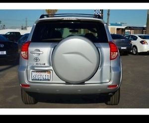Genuine Toyota Spare Wheel Tire Cover RAV4 2006 2012 PT218 42090 01 17 18'