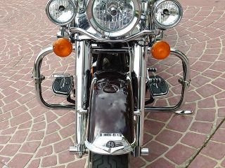 1998 Road King 95th Anniv Edition Only 5K Miles Custom Chrome EXC Condition