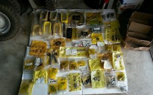 John Deere Mower Tractor Parts Auctioning Entire Lot Lots of Parts See List