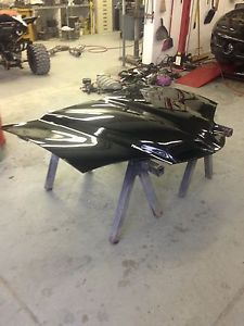 98 02 LS1 Trans Am WS6 RAM Air SMC Hood Black Factory Original Firebird