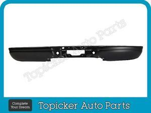 97 03 Ford F150 F250 Light Duty Styleside 04 Heritage F150 Rear Bumper Bar Black
