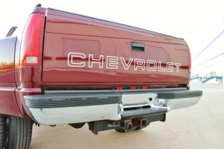 Chevrolet C K Pickup 3500 LS Crew Cab Pickup 4 Door