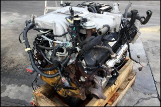 96 97 Ford Explorer GT40 5 0 Engine Mustang Heads Intake 65mm Cobra SVT Motor