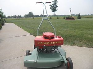 "Vintage Lawn Boy 18"" Iron Horse Model 5000 Made in 1956"