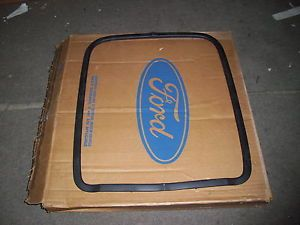 1969 1970 Ford Mustang Shaker RAM Air Hood Trim Ring Black