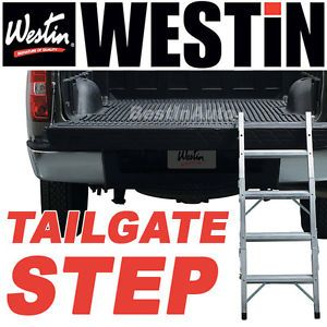 Westin 10 3000 Truckpal Truck Tailgate Bed Step Ladder Chevy Ford Dodge Toyota