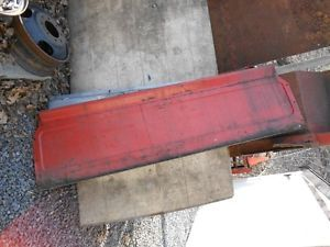 1967 1968 1969 1970 1971 1972 Chevy Pickup Truck Front Box Bed Panel Original GM