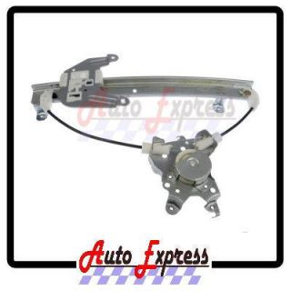 Rear Right Passenger Side Power Window Regulator Without Motor Maxima I30
