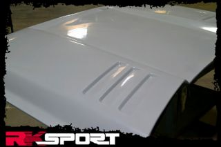 New Rksport Chevy Silverado RAM Air Hood Only Fiberglass Truck Body Kit 29015000