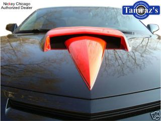 2010 Nickey Camaro Functional RAM Air Stinger Hood New