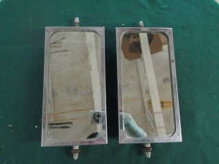 Set of 2 International Harvester Truck Tractor Mirrors Pickup Tractor Part IH