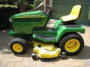 John Deere 345 Mower Deck