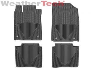 Weathertech® All Weather Floor Mats Toyota Avalon 2013 2014 Black