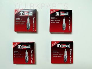 "05 09 Chrysler 300 5 7 Hemi ""C"" Spark Plugs New Mopar"