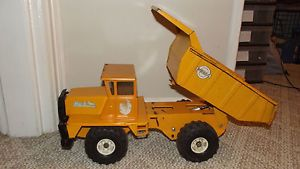 Vintage Buddy L Mack Hydraulic Dump Truck for Parts Restore
