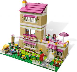 2012 Lego Friends 3315 Olivia's House NIB New Lego for Girls Hard to Find 673419165709