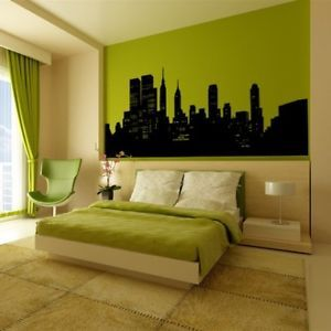 Vinyl Wall Decal New York City Skyline Sticker
