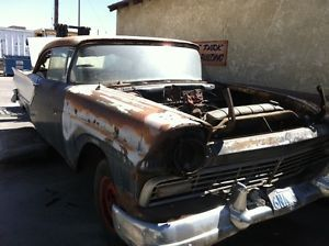 1957 Ford Fairlane 500 Parts Car or Project