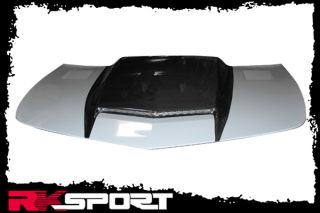 New Rksport Chevy Camaro RAM Air Hood Only Fiberglass Car Body Kit 40011115