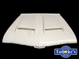 1970 Cutlass RAM Air OAI Hood Fiberglass Steel Underside New