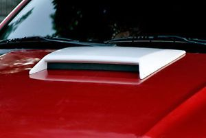 09 Dodge Challenger RAM Air Style Hood Scoop Urethane