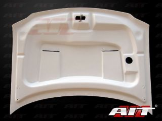 97 03 Ford F150 Pick Up AIT Type E 2 Venom Racing RAM Air Fiberglass Engine Hood
