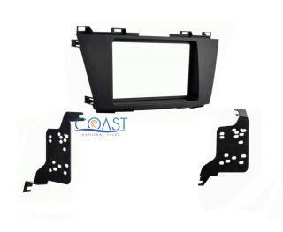 Metra 95 7521B Double DIN Install Dash Kit for 2012 Up Mazda 5 Vehicles