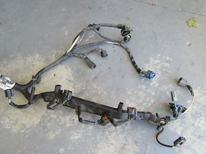 2002 Ford Focus 2 0 Split Port Engine Wire Harness Fuel Injector Sensors