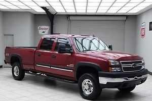 2006 Chevy 2500HD Diesel 4x4 Long Bed LT1 Crew Cab Texas Truck