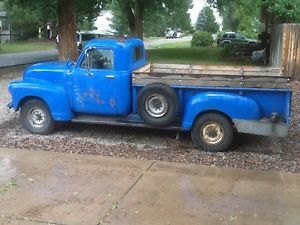 1954 Chevrolet Pickup Truck 3800 9ft Bed 1953 1952 Chevy