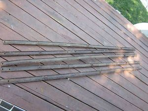 1937 1959 Chevrolet Chevy GMC Pickup Truck Bed Strips Rails Used