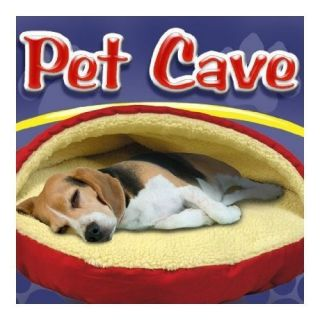 Pet Parade Pet Cave Deluxe Dog Bed Cat Bed Plush
