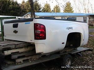 Chevrolet Chevy Dually Truck Bed Fits 2007 2008 2009 2010 2011 2012