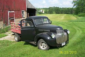 1946 Chevy Modified Stake Bed Truck