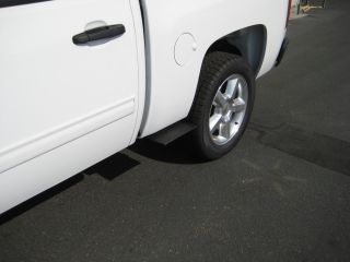 Amp Research Bed Side Step 07 08 09 10 Chevy GMC Truck