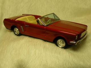 1965 Ford Mustang Bandai 2 Speed Convertible