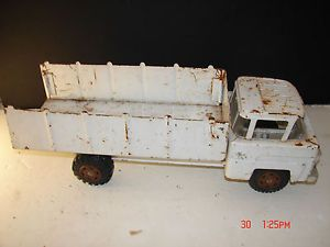 Marx Lumar Stake Truck International Task Force Steel Restore Parts