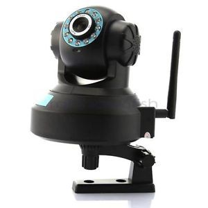 Wireless WiFi Internet IP Camera Surveillance IR Motion Detection iPhone View US