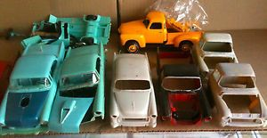Chevy Car Truck Parts Junk Yard 1950 1955 56 57