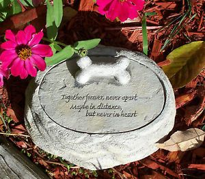Bone Urn Pet Memorial Dog Memorial Box Pet Urn Bone Memory Box Garden Grave