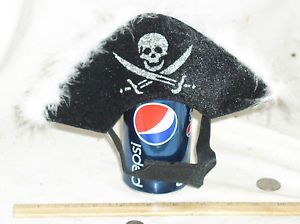 Brand New Unused Pet Dog Grreat Choice Halloween Pirate Hat Costume w Tags Small