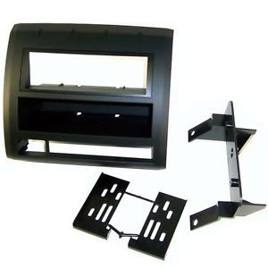 Scosche 05 Up Toyota Tacoma Car Stereo Black Dash Kit